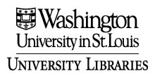 WU Libraries logo